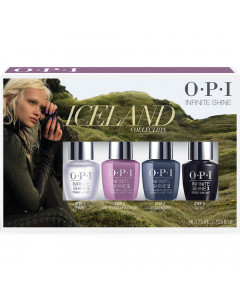 Iceland Infinite Shine Mini 4 Pack