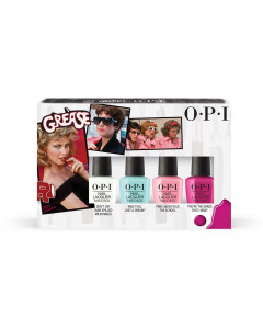 NAIL LACQUER MINI FOUR PACK GREASE