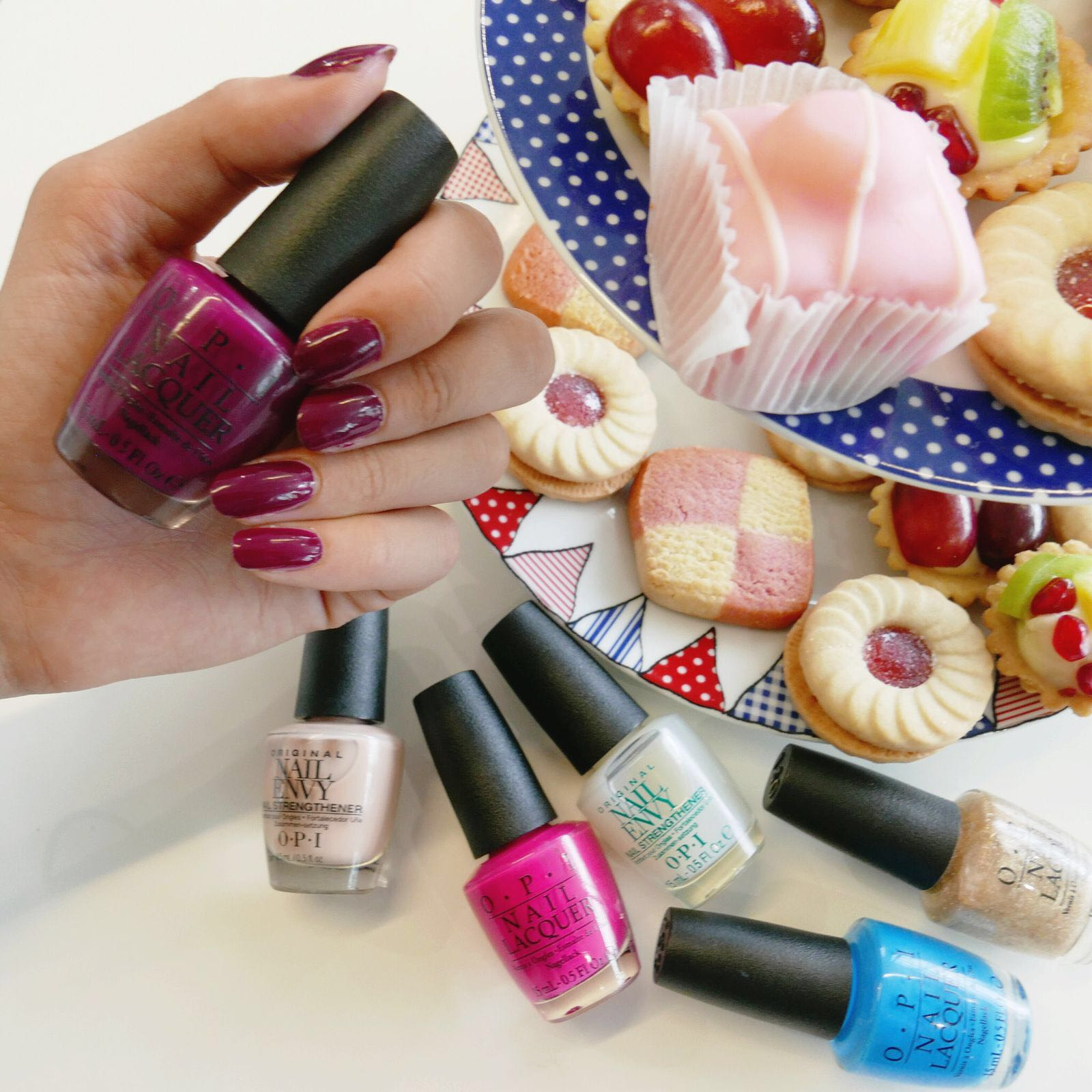 OPI and QVC have gone positively MAD! - OPI UK