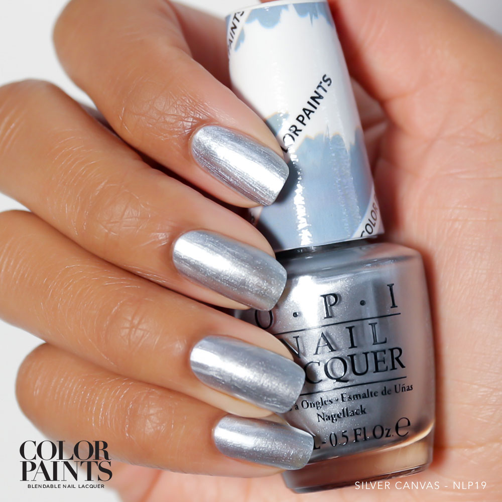ready to color paint say hello to opi s new blendable nail lacquer